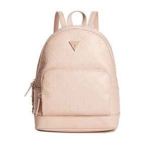 NWT Guess Leather Backpack